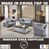 Living Room Furniture Modern Wooden Frame Soft Fabric Sofa
