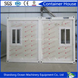 China Made Low Cost Container Homes, Hot Sale Prefab House, 20FT Modular House
