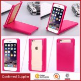 New Coming Foldable Trick Cover Phone Case with Card Slot