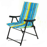 Metal Portble Folding Beach Chair Camping Chair