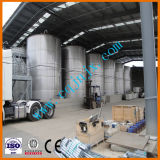 ZSA Series Waste Motor Engine Oil Recycling to Yellow Base Oil Plant