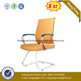 Conference Office Furniture Metal Structure Cow Leather Conference Chair (NS-6C076C)