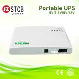 Wholesale Lithium Battery Mini UPS 12V/9V/7.5V/5VDC for Mobile Router Monitor