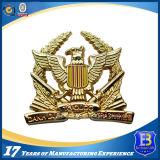 Gold Eagle Police Badge for Souvenir (Ele-P035)
