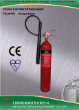 En3 5kg CO2 Fire Extinguisher-Alloy Steel Cylinder, 34CrMo4
