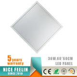 36W Competitive Price 60*60cm LED Panellight with 5years Warranty