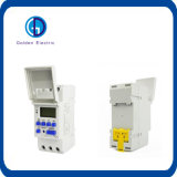 220VAC 16A DIN Rail Programmable Digital Timer Switchs
