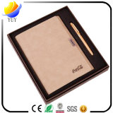 High Quality and High-End Business Leather Notebook