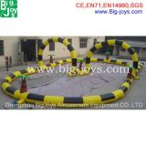 Inflatable Zorb Ball Race Track for Gymnastic, Inflatable Sport