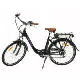 Cheap En15194 Aprroved Alloy Frame Electric City E Bike Wholesale with Pedals
