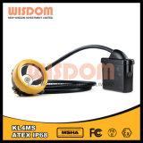 Wisdom Underground LED Mining Headlamp Kl4ms, Water-Proof &Super Bright