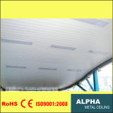 Metal Decorative Aluminum Linear C Strip Suspended False Decorative Ceiling