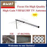 Yagi Outdoor TV Antenna Model 32e
