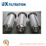 Stainless Steel Welded Wedge Wire Screen Pipe
