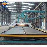 Steel Plate Pretreatment Line Roller Shot Blasting Machine