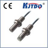 Wholesale with Schneider M12 Metal Case Capacitive Sensor Switch PNP No