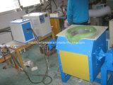IGBT 110 Kw 100 Kg Iron Melting Induction Furnace