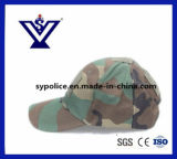Camoflage Military/Army Cap with Magic Tape (SYSG-235)