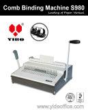 F4 Size Heavy Duty Design Comb Binding Machine (S980)