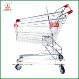 Asian Style Supermarket Shopping Trolley 80L (JT-E10)