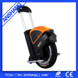 Black Unicycle Motorcycle Self-Balance Scooter with Factory Price