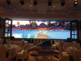Full Color Indoor P2.5 HD LED Video Display with 480*480 mm Panel