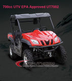 700cc 4 Stroke 4 Valve Water+Oil Cooling Efi UTV with CVT