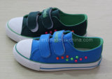 Good Quality Kids Shoes with Rubber Outsole (SNK-02079)
