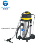 80L Industrial Wet and Dry Vacuum Cleaner with Tilt