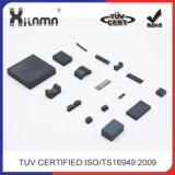 Motors Permanent Sintered Speaker Ceramic Ferrite Magnet