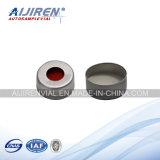 Aluminum Cap with Septa for Crimp Glass Vial