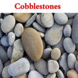 High Grade Cobblestones for Water Treatment, Gravel Filter Material, White Gravel Filter.