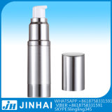 100ml UV Coating Plastic Cream Lotion Bottle Aluminum