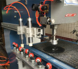 China PLC Control Automatic Double Holes Drilling Machine for Glass