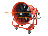 2.2kw 600mm 380V Hand Pushing Air Blower Ventilator with Wheels
