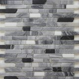 Grey Marble Type Mosaic Pattern with Best Price