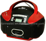 Portable CD MP3 Cassette Player Boombox CD9241muc