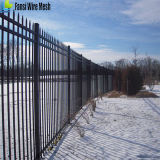 Powder Coated Security Cheap Fence Panels