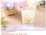 Romantic Wedding Craft Candle with Private Label
