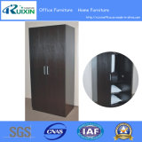 Wholesale Two Door Wooden Bedroom Furniture Wardrobe (RX-W2202)