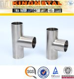 """A403 304/316 8"""" Sch40 Stainless Steel Equal Tee Pipe Fittings"""