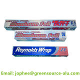 Cooking Aluminum Foil Roll Packing