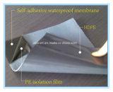 1.2mm/1.5mm/2mm Self-Adhesive Polymer Bitumen Waterproof Roofing Membrane/Waterproof Roll