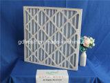 Cardboard Frame Folded Panel Filter