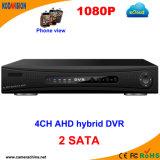 4 Channel Ahd H. 264 DVR