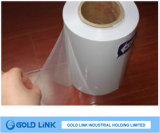 Inkjet Transparent Pet Film Sticker in Roll