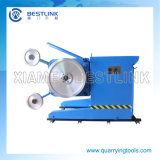 China Supplier Diamond Wire Rope Saw for Quarrying