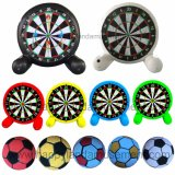 New Design Air Tight 2 in 1 Soccer Inflatable Dart Game with Removable Velcro
