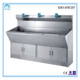 Stainless Steel Hospital Hand Wash Sink