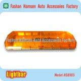 35.4 Inches Emergency Light Police Fire Amber LED Warning Lightbar